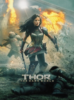 Thor: The Dark World movie poster (2013) poster MOV_819474f4
