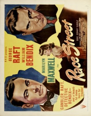 Race Street movie poster (1948) poster MOV_81962b3d