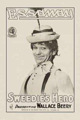Sweedie's Hero movie poster (1915) poster MOV_8196d953