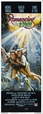 Romancing the Stone movie poster (1984) poster MOV_8198a5ea