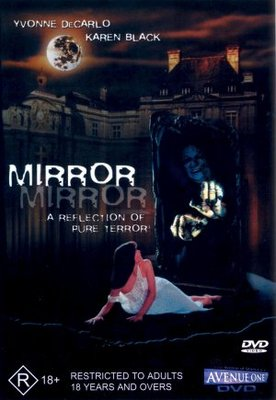 Mirror Mirror movie poster (1990) poster MOV_819aa964