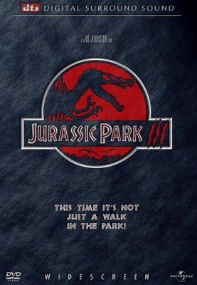 Jurassic Park III movie poster (2001) poster MOV_819c2734