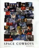 Space Cowboys movie poster (2000) picture MOV_819e5157