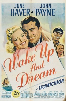 Wake Up and Dream movie poster (1946) poster MOV_81a4bce4