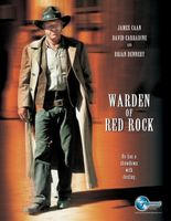 Warden of Red Rock movie poster (2001) picture MOV_81a73e0e