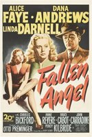 Fallen Angel movie poster (1945) picture MOV_81aa3eb0