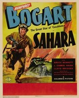 Sahara movie poster (1943) picture MOV_81b4dc06