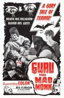 Guru, the Mad Monk movie poster (1970) picture MOV_81b9c844