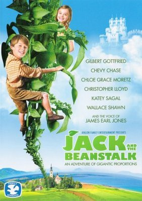 Jack and the Beanstalk movie poster (2010) poster MOV_81bdebfc