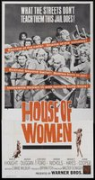 House of Women movie poster (1962) picture MOV_81c0d3c5