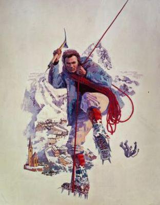 The Eiger Sanction movie poster (1975) poster MOV_81c19cb5
