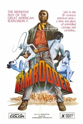 The Ramrodder movie poster (1969) poster MOV_81c27e19