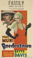 Bordertown movie poster (1935) picture MOV_81c40d5b