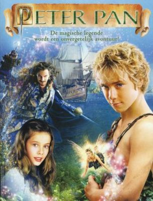 Peter Pan movie poster (2003) poster MOV_81c6440a