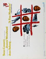 A Fine Madness movie poster (1966) picture MOV_81c8f39a