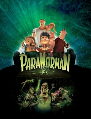 ParaNorman movie poster (2012) poster MOV_81d2f3d4