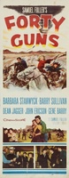 Forty Guns movie poster (1957) picture MOV_81d69140