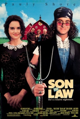 Son in Law movie poster (1993) poster MOV_81d6ab88