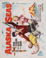 Alaska Seas movie poster (1954) picture MOV_81dc5d0c