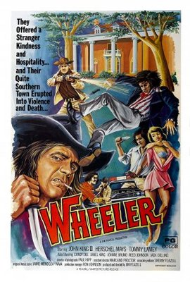 Wheeler movie poster (1975) poster MOV_81e40cc2