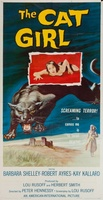 Cat Girl movie poster (1957) picture MOV_81e475b3