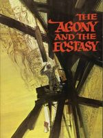 The Agony and the Ecstasy movie poster (1965) picture MOV_81e7e2f3