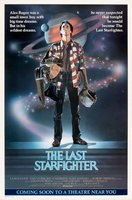 The Last Starfighter movie poster (1984) picture MOV_81ea32fa
