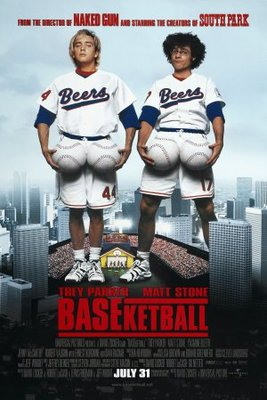 BASEketball movie poster (1998) poster MOV_81f26b3c