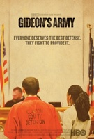 Gideon's Army movie poster (2013) picture MOV_81fb23a3
