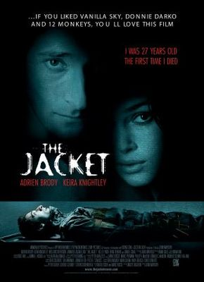 The Jacket movie poster (2005) poster MOV_81fdd00d