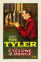 Cyclone of the Range movie poster (1927) picture MOV_81feb70c