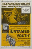 Untamed Youth movie poster (1957) picture MOV_82050bbe
