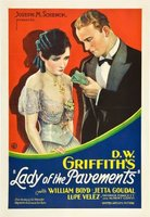 Lady of the Pavements movie poster (1929) picture MOV_820512e8