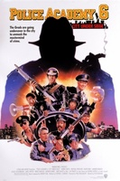 Police Academy 6: City Under Siege movie poster (1989) picture MOV_82064b0d