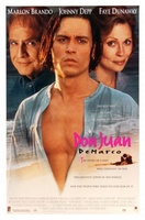 Don Juan DeMarco movie poster (1995) picture MOV_821e6434