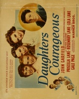 Daughters Courageous movie poster (1939) picture MOV_82255116