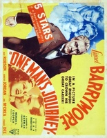 One Man's Journey movie poster (1933) picture MOV_82288965