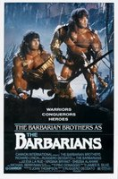 The Barbarians movie poster (1987) picture MOV_822c4460