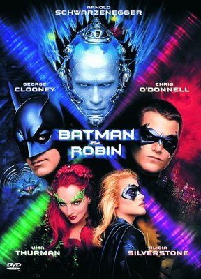 Batman And Robin movie poster (1997) poster MOV_822c81bb
