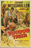 Voodoo Tiger movie poster (1952) picture MOV_822e8038