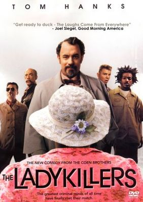 The Ladykillers movie poster (2004) poster MOV_822f7c7f