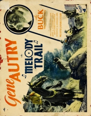 Melody Trail movie poster (1935) poster MOV_82308ed8