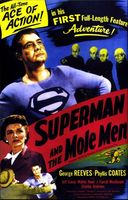 Superman and the Mole Men movie poster (1951) picture MOV_8238bb3b