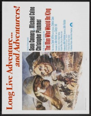 The Man Who Would Be King movie poster (1975) poster MOV_823b32d9