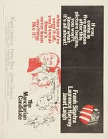 The Manchurian Candidate movie poster (1962) picture MOV_823bd6de