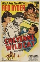 Cheyenne Wildcat movie poster (1944) picture MOV_823fddc9