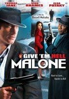 Give 'em Hell, Malone movie poster (2009) picture MOV_8242ad36