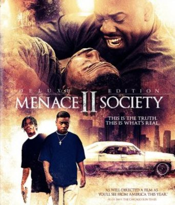 Menace To Society movie poster (1993) poster MOV_8246ce57