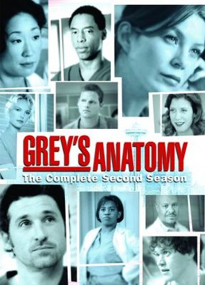 Grey's Anatomy movie poster (2005) poster MOV_824ae59a