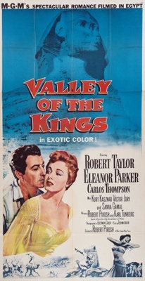 Valley of the Kings movie poster (1954) poster MOV_8255d19d